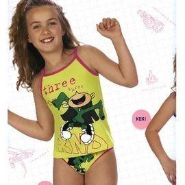 【西班牙 PRINCESA】(9348a) 女童小孩大聯盟卡通T-shirt+內褲套(tree)