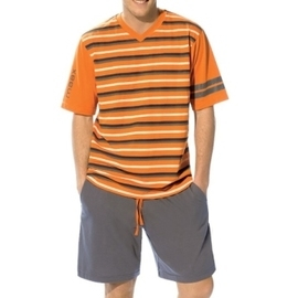 【西班牙MAAX】(9674)男性時尚長纖休閒居家服睡衣套