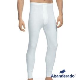【西班牙 Abanderado】(0278) 男性舒適歐洲棉 無縫磨毛衛生褲(白色) (M~XL)