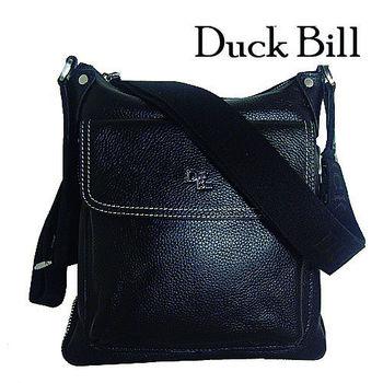 Duck Bill真皮欧風紳士包