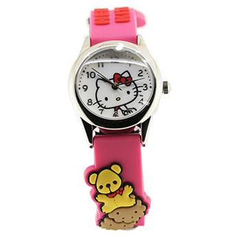 【迎春福袋】青春無敵經典Hello Kitty馬卡龍腕錶 HKFR927-16B