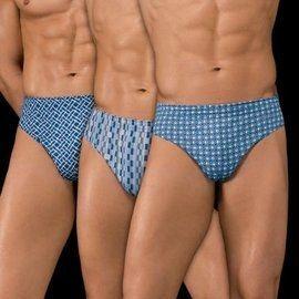 【西班牙 Abanderado】(5686)男性舒適中低腰三角褲 歐洲棉3件組(尺寸M)