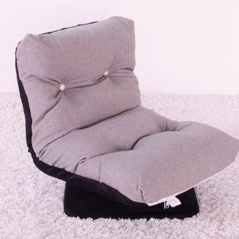 【IDeng】 歐拉360度旋轉輕巧和室椅