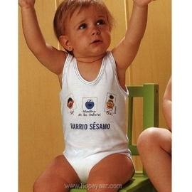 【西班牙 Abanderado】 (a911 ) 嬰兒連身衣背心-件(尺寸12/18/36)