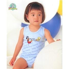 【西班牙 Abanderado】嬰兒連身衣tweety背心-(3958) 尺寸12