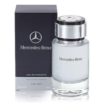 Mercedes Benz 賓士男性淡香水(120ml)-送搖控汽車+小香+針管+紙袋