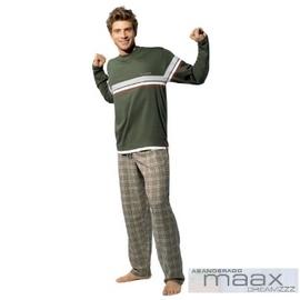 【西班牙MAAX】(9661)男性時尚休閒居家服薄長袖套 (L)