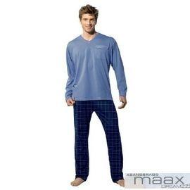 【西班牙MAAX】(9663)男性時尚休閒居家服薄長袖( 套 L)