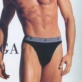 【西班牙 Abanderado】(0605) 男性內褲貼身丁字褲(白/ 紅/ 黑)