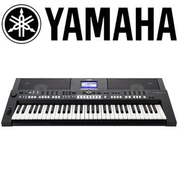 【YAMAHA 山葉】61鍵可攜式專業伴奏琴工作站-公司貨保固 (PSR-S650)
