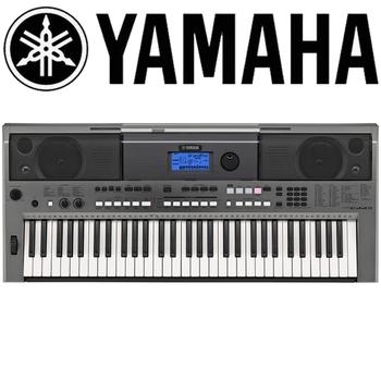 【YAMAHA 山葉】61鍵攜帶型演奏款電子琴-公司貨保固( PSR E443)