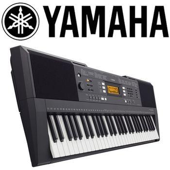【YAMAHA 山葉】標準61鍵盤進階款機種-公司貨保固 (PSR-E343)