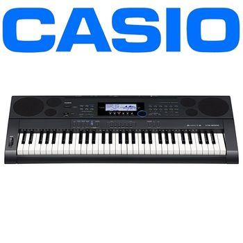 【CASIO 卡西歐】高階款61鍵可攜式電子琴-公司貨保固 (CTK-6200)