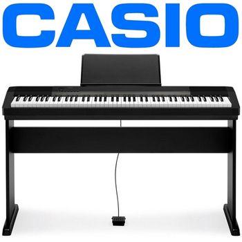 【CASIO  卡西歐】簡約風88鍵數位鋼琴-公司貨保固 (CDP-130)