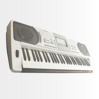 【BOSTON】標準61鍵可攜式電子琴入門款含琴架-公司貨保固( BSN-250)
