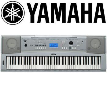 【YAMAHA 山葉】76鍵自動伴奏款電子琴-公司貨保固 (DGX-230)