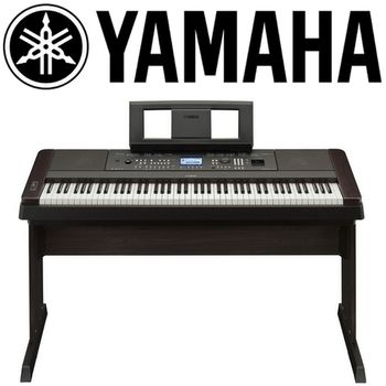 【YAMAHA 山葉】標準88鍵自動伴奏電鋼琴公司貨保固 (DGX-650BK)