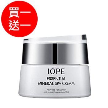 【IOPE】礦物按摩乳霜(50ml)買一送一