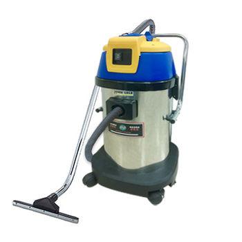 【尼歐拉】40升乾濕兩用工業用吸塵器 AS-400(藍黃)