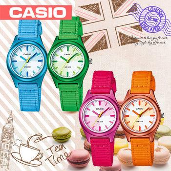 【CASIO 卡西歐】日系-繽紛糖果色_亮眼上市_學生錶(LTR-16B)