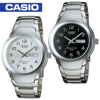 【CASIO 卡西歐】白領階級/上班族/紳士石英男錶(MTP-1229D)
