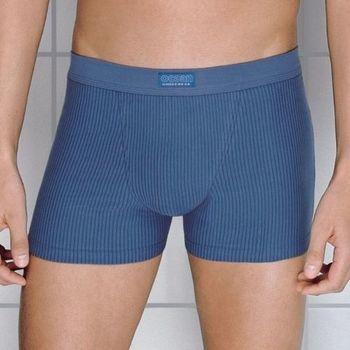 【西班牙 OCEAN)男性時尚舒適中低腰四角褲(7500)(M)(件)