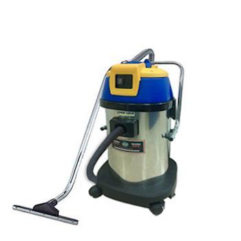 【尼歐拉】30升乾濕兩用吸塵器AS-300(黃藍)