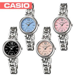 【CASIO 卡西歐】粉領階級/上班族/淑女石英腕錶(LTP-1384D)