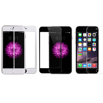 【IS】滿版鋼化膜 iphone 6plus 5.5吋 超薄0.3mm 2.5D