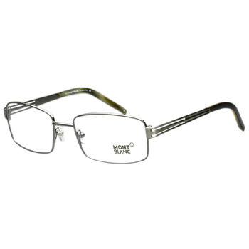 萬寶龍MONTBLANC 光學眼鏡 (鐵灰色)MB347-012