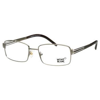 萬寶龍MONTBLANC 光學眼鏡 (淡金色)MB347-034