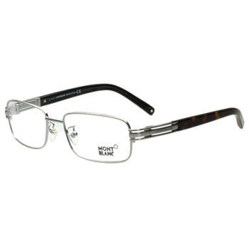 萬寶龍MONTBLANC 光學眼鏡 (銀色)MB384-014