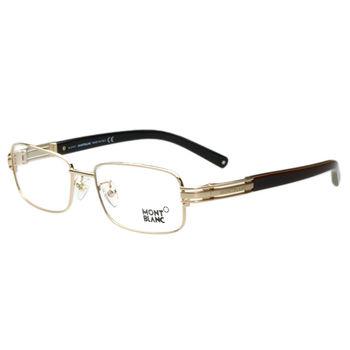 萬寶龍MONTBLANC 光學眼鏡 (金色)MB384-028