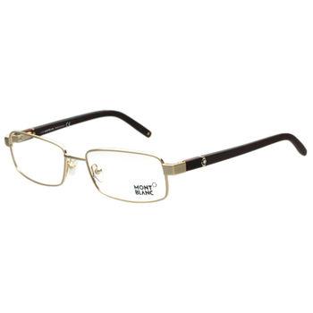 萬寶龍MONTBLANC 光學眼鏡 (金色)MB386-028