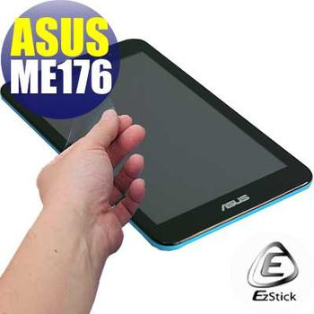 【EZstick】ASUS MeMO Pad 7 ME176 (K013) 專用 靜電式筆電LCD液晶螢幕貼 (高清霧面螢幕貼)