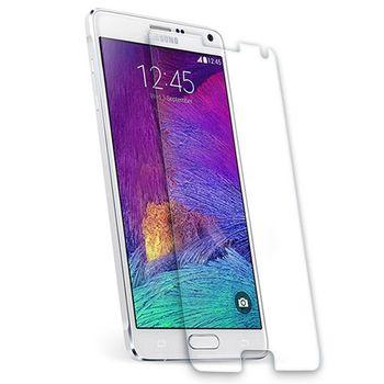 Samsung Note4專用 9H防爆鋼化玻璃保護貼