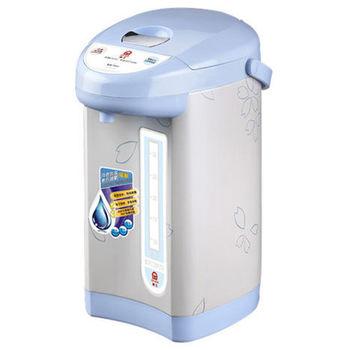 【晶工】4L電動/碰杯熱水瓶 JK-8640