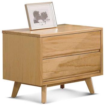 【日式量販】北歐極簡風格床頭櫃