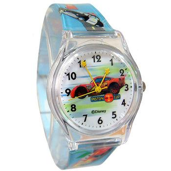 【迪士尼】汽車總動員2 飆速汽車個性童錶(V4165)