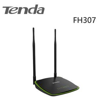 Tenda FH307 300M穿牆的訊號怪獸