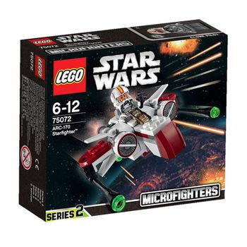 【LEGO樂高積木】StarWars系列-ARC-170星式戰鬥機-L75072