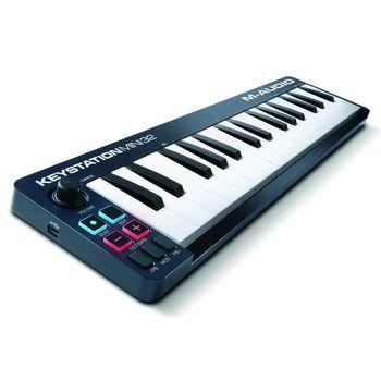 【M-AUDIO】32鍵USB主控鍵盤-公司貨保固 (Keystation Mini 32)