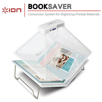 Ion Audio Book saver書本翻拍器