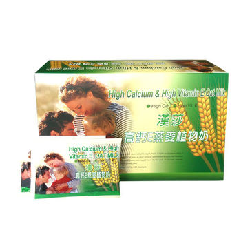 【漢莎】高鈣E燕麥植物奶(25克*32包/盒)