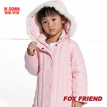 【FOX FRIEND】女童保暖羽絨外套 298