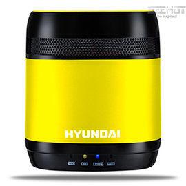 HYUNDAI現代 無線藍牙行動喇叭 (i70pro)-大黃蜂