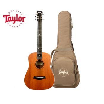 【Taylor 泰勒】Baby旅行小吉他原廠袋-公司貨保固 (BT2)