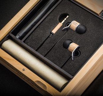 Chord&Major 台灣精品 全木製 創新音樂技術 好音質 人聲音樂調音 6'13調性 入耳式耳機 附精美收納盒