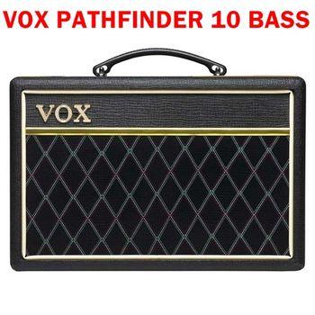 【VOX 】電貝斯小音箱/電貝斯擴大機-公司貨保固 (Pathfinder 10 BASS)