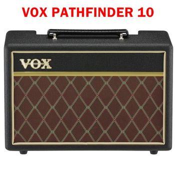 【VOX】電吉他小音箱/電吉他擴大機-公司貨保固 (Pathfinder 10)